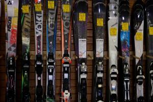 ski sale event